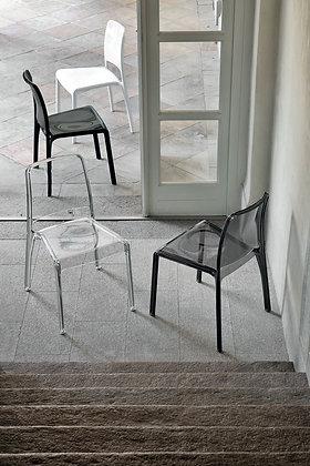 Итальянский обеденный стул Futura в современном стиле от фабрики Target Point