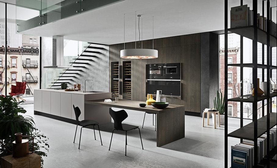Кухня Ideal фабрики Record Cucine