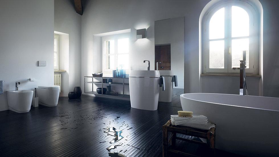 Ванная Habi-2 от Scavolini