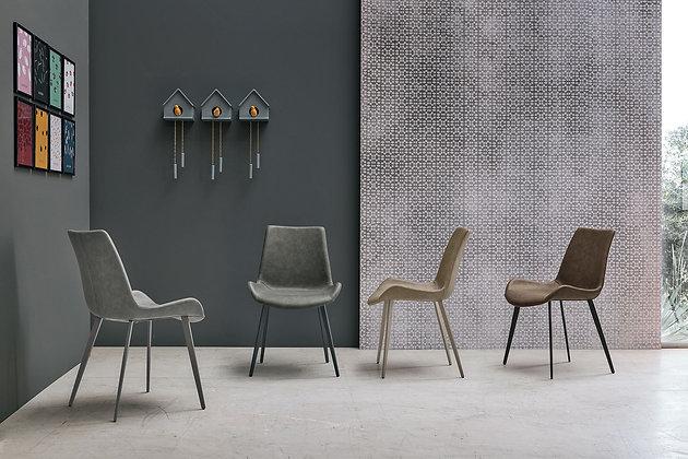 Итальянский обеденный стул Malaga в современном стиле от фабрики Target Point