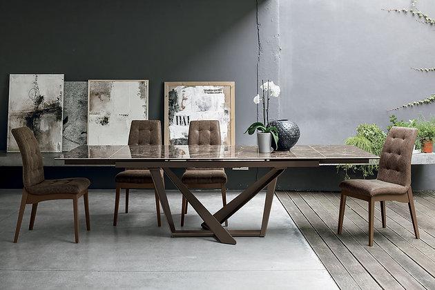 Итальянский обеденный стол Priamo в современном стиле от фабрики Target Point