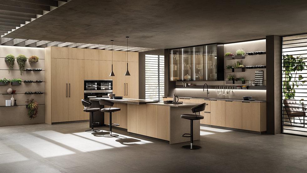 Кухня MIA-7