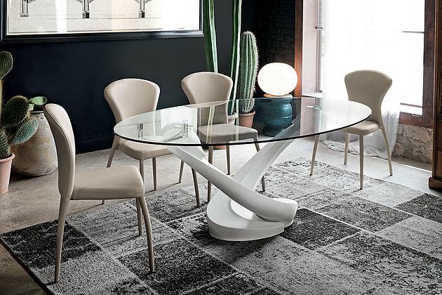 Итальянский обеденный стол Tango в современном стиле от фабрики Target Point