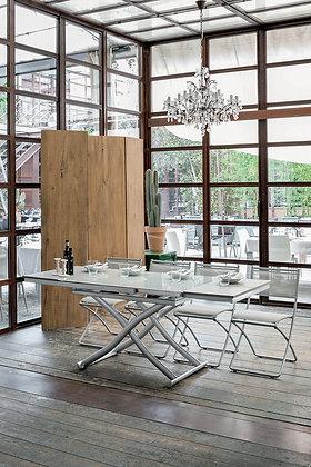 Итальянский обеденный стол Dione Plus в современном стиле от фабрики Target Point