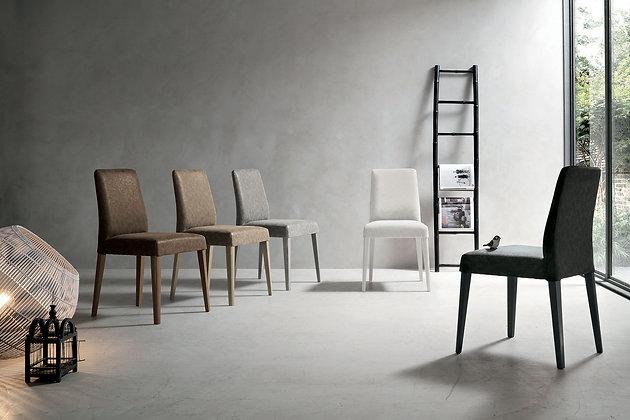 Итальянский обеденный стул Lucerna в современном стиле от фабрики Target Point