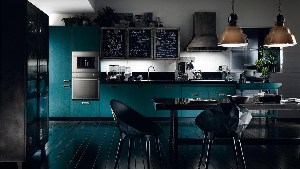 Кухня Diesel-7