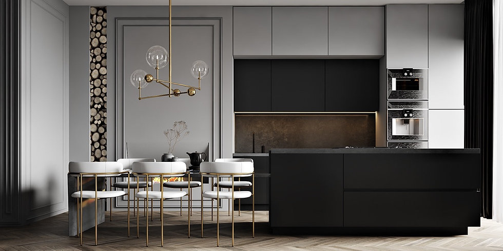 Итальянская кухня премиум - класса Espada в стиле модерн от Berloni