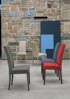 Итальянский обеденный стул Lugano в современном стиле от фабрики Target Point