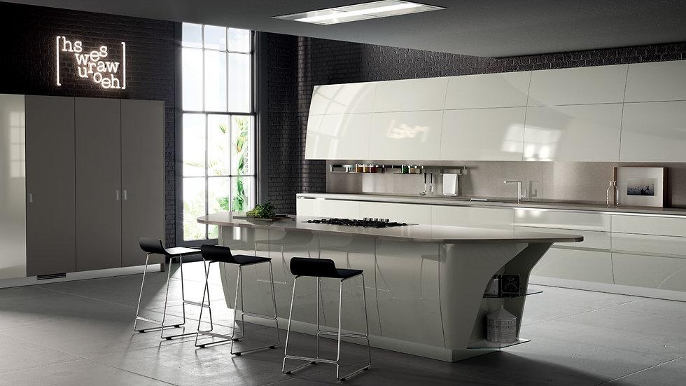 Кухня Flux Wing-3