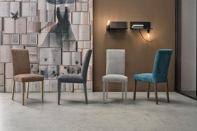 Итальянский обеденный стул Barcellona в современном стиле от фабрики Target Point