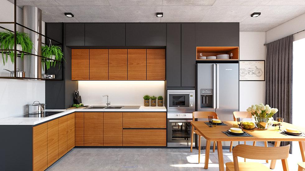 Кухня Raoul