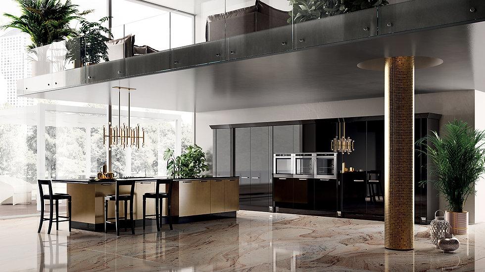 Кухня Exclusiva-6