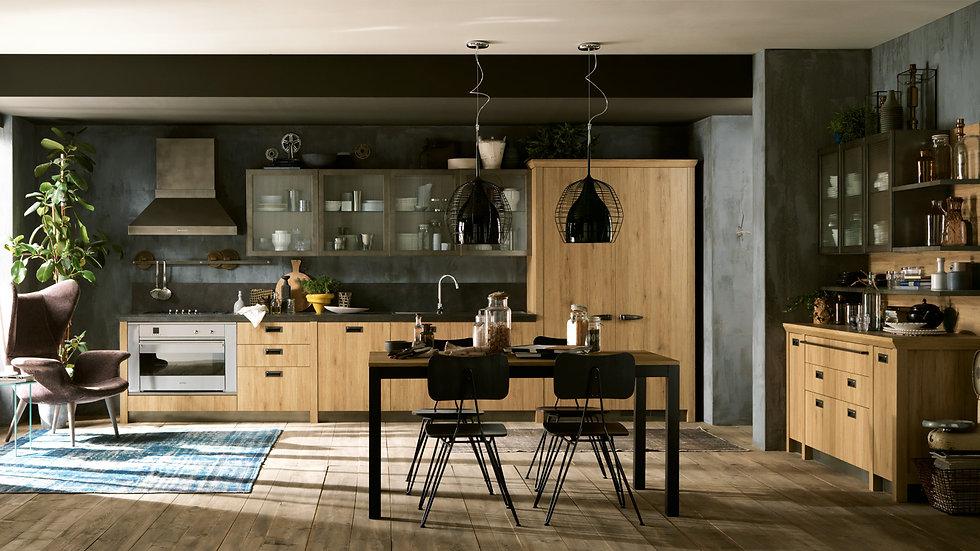 Кухня Diesel-11