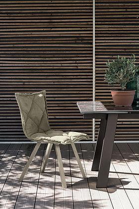 Итальянский обеденный стул Digione в современном стиле от фабрики Target Point