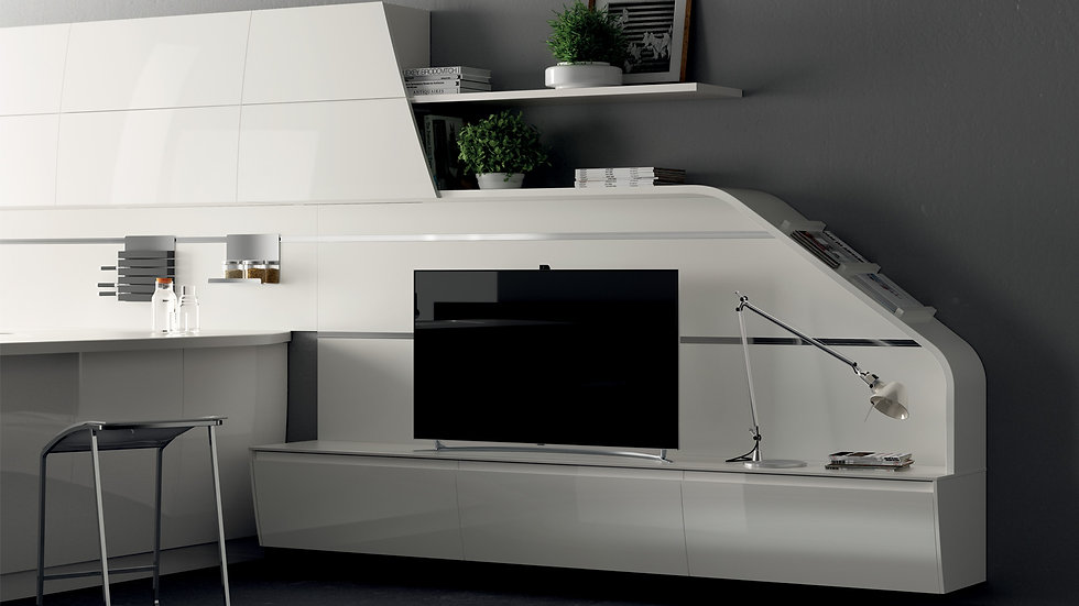 Гостиная Flux Swing-2 | Scavolini