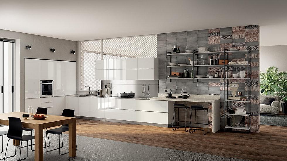 Кухня Mood-6