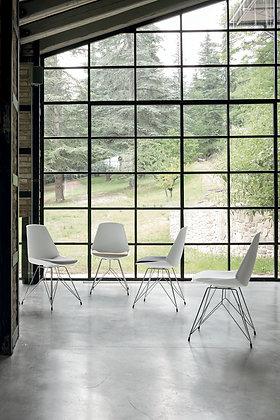 Итальянский обеденный стул Valencia в современном стиле от фабрики Target Point