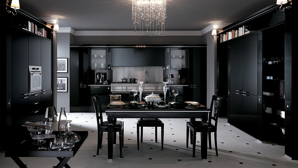 Кухня Scavolini модель Baccarat