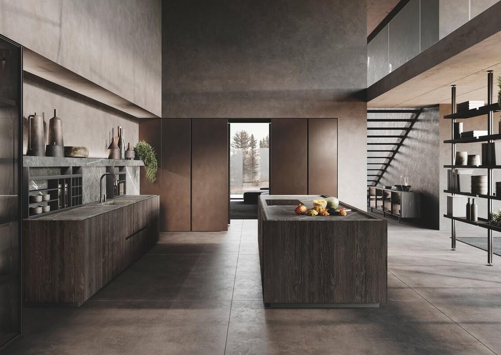 Кухня Bluna