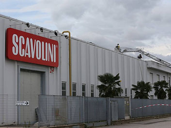 Фото фабрики Scavolini в Пезаро