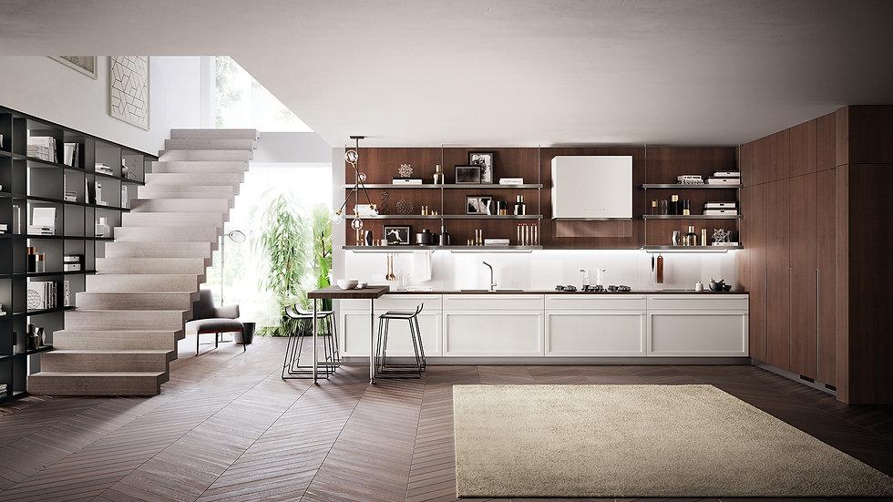 Кухня Carattere-9