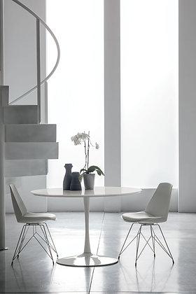 Итальянский обеденный стол Flute в современном стиле от фабрики Target Point