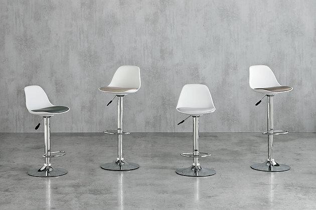 Итальянский барный стул Stoccolma в современном стиле от фабрики Target Point