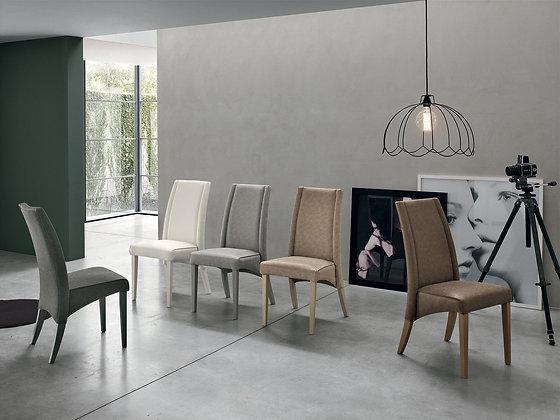 Итальянский обеденный стул Atene в современном стиле от фабрики Target Point