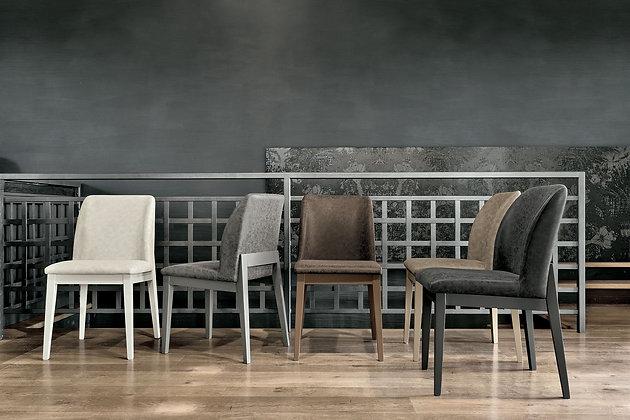 Итальянский обеденный стул Salisburgo в современном стиле от фабрики Target Point