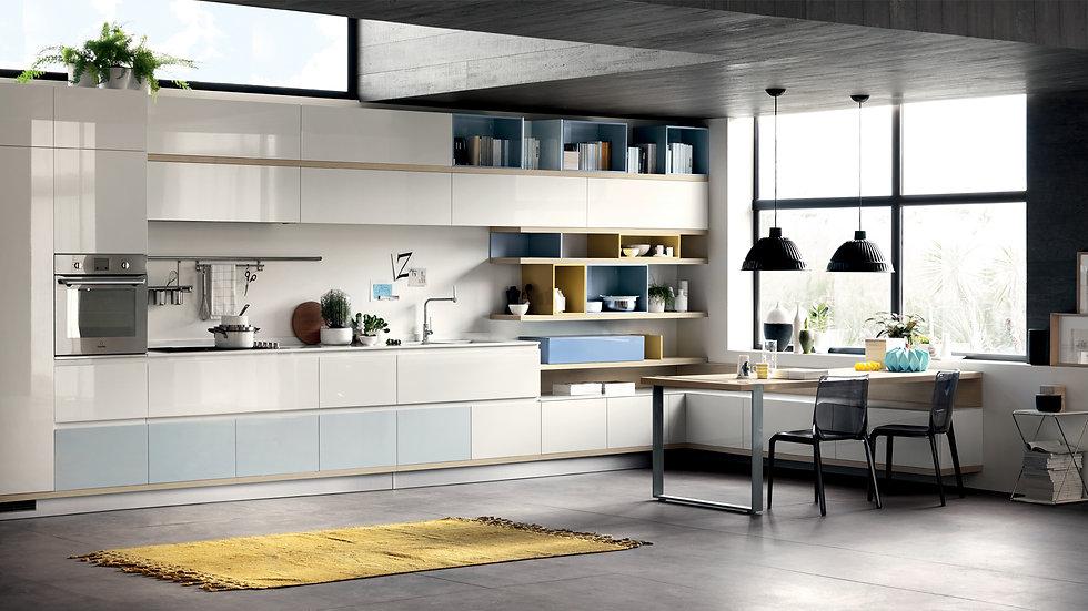 Кухня Food Shelf-3