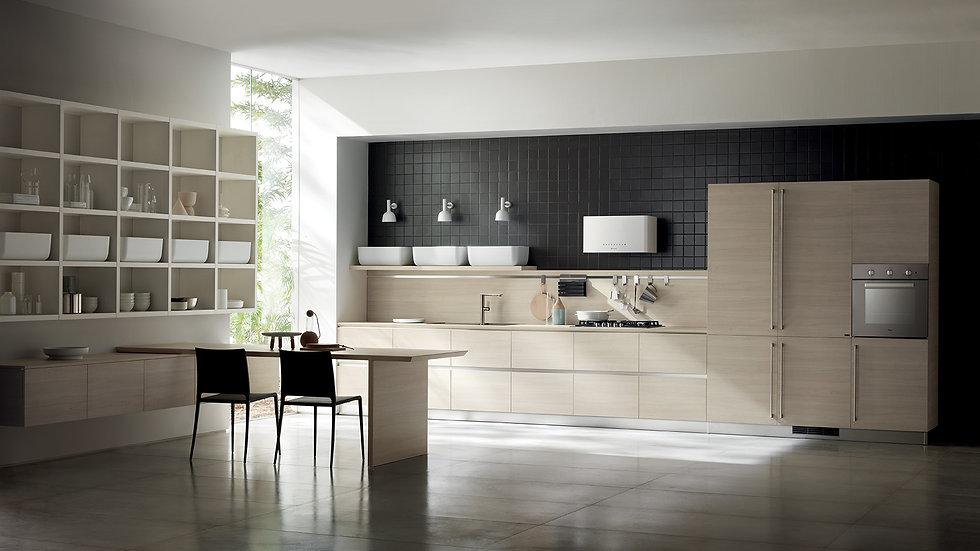 Кухня Qi-7