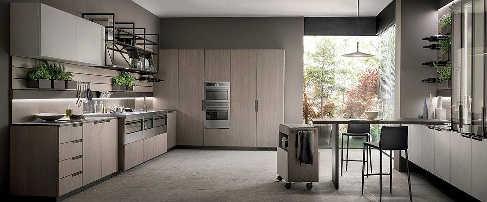 Mia by Carlo Cracco: Идеальный интерьер для тех, кто любит готовить