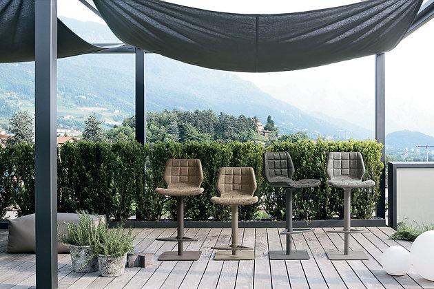 Итальянский барный стул Santiago в современном стиле от фабрики Target Point