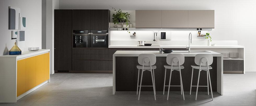 Кухня всегда была «местом притяжения» в доме, наиболее обжитым и обустроенным. Эта же тенденция актуальна и для новых поколен