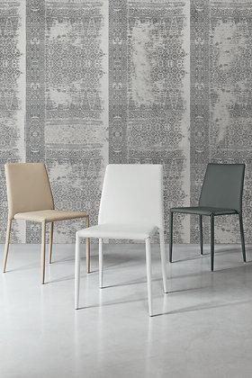 Итальянский обеденный стул Nizza в современном стиле от фабрики Target Point