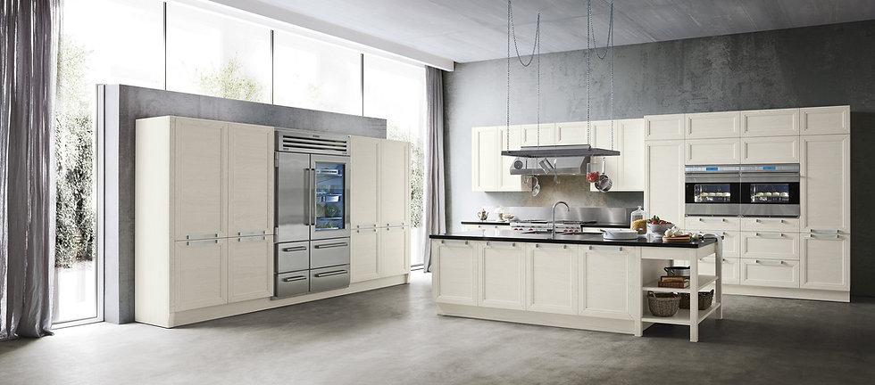 Кухня Ginevra-2 фабрики Record Cucine