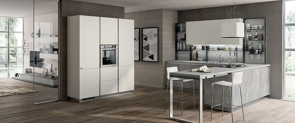 Кухня Evolution-6