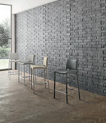 Итальянский барный стул Zara в современном стиле от фабрики Target Point