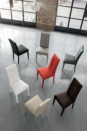 Итальянский обеденный стул Zurigo в современном стиле от фабрики Target Point