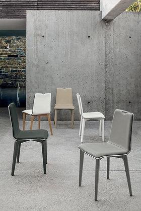 Итальянский обеденный стул Losanna в современном стиле от фабрики Target Point