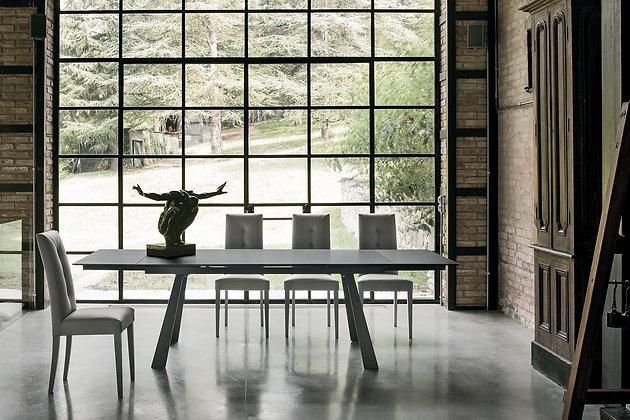 Итальянский обеденный стол Ponente 180 в современном стиле от фабрики Target Point