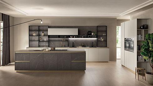 Кухня De Linea от производителя Scavolini