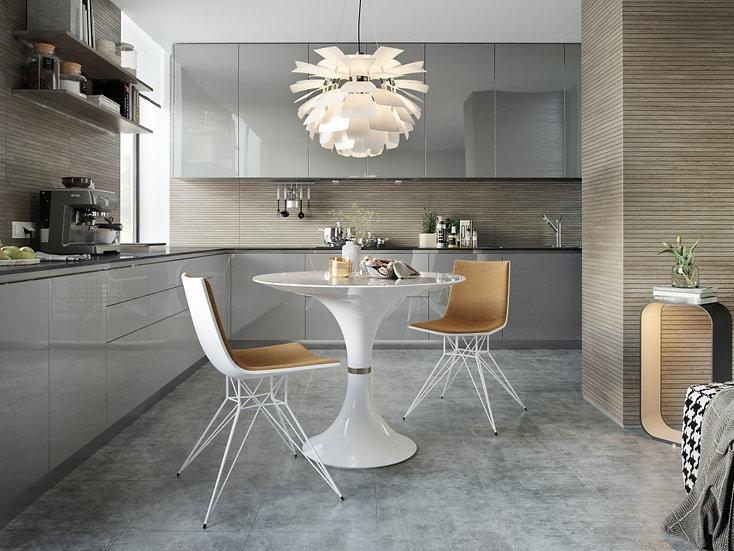 Итальянская кухня Kaspar в современном стиле от Берлони