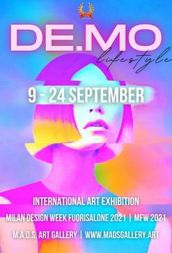 Vom 9. bis 24. September sind meine Bilder auf der DE:MO Lifestyle in Mailand zu sehen