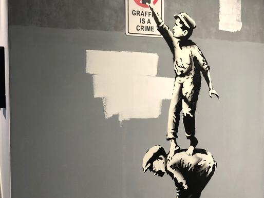 Banksy-Ausstellung in Heidelberg