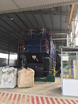 KY_Biomass boiler