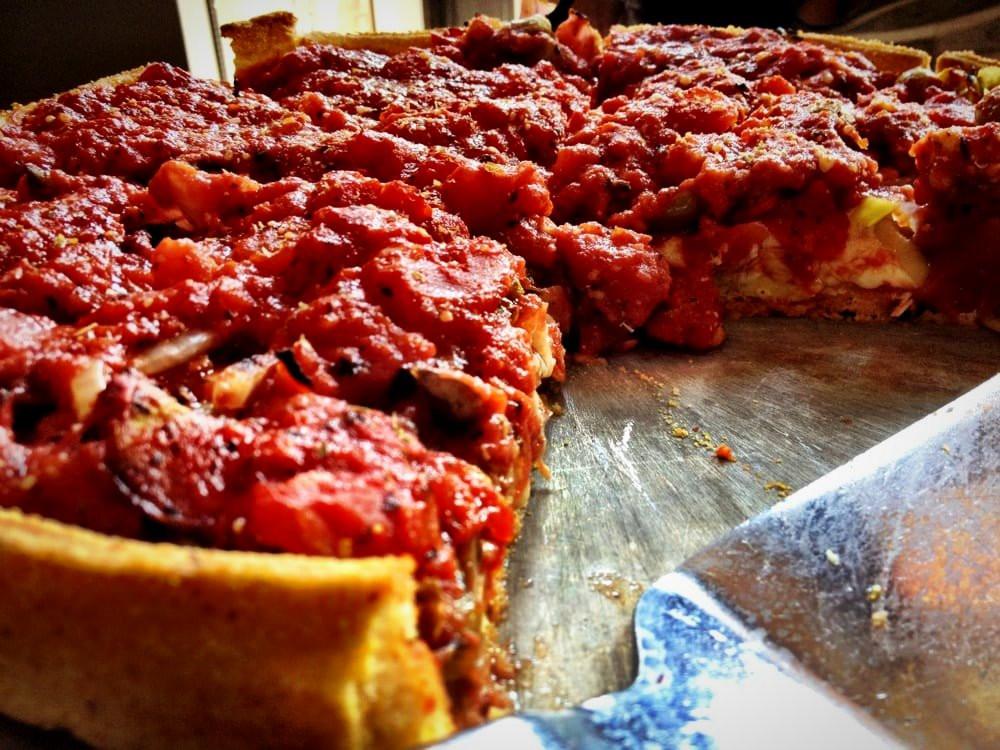 Pi Pizzaria Deep Dish