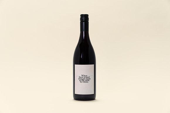 2018 When Pinot Noir