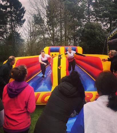 Inflatables York - Focusing Events - Villa Farm