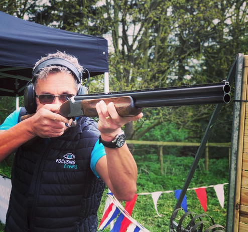 Clay Pigeon Shooting York - Focusing Events - Villa Farm